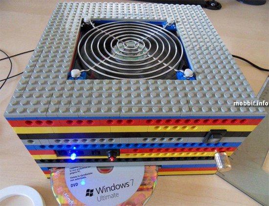 Компьютер из LEGO
