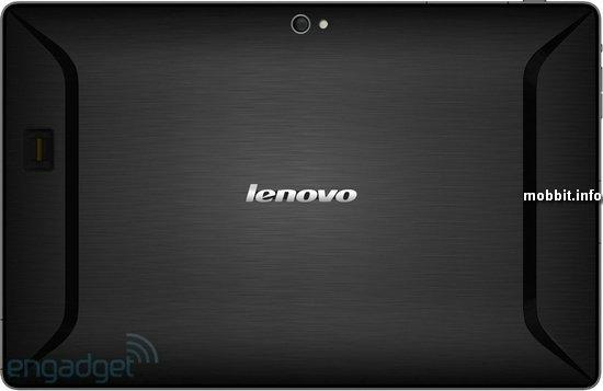 Необъявленный Android-планшет Lenovo