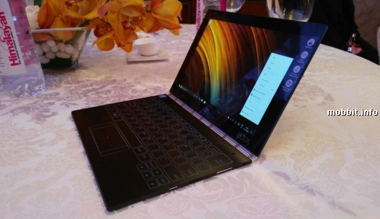 Lenovo Yoga Book 2-in-1 Chrome OS Edition