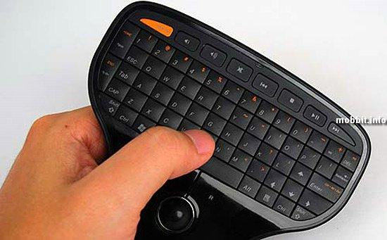 Пульт ДУ Lenovo с QWERTY-клавиатурой