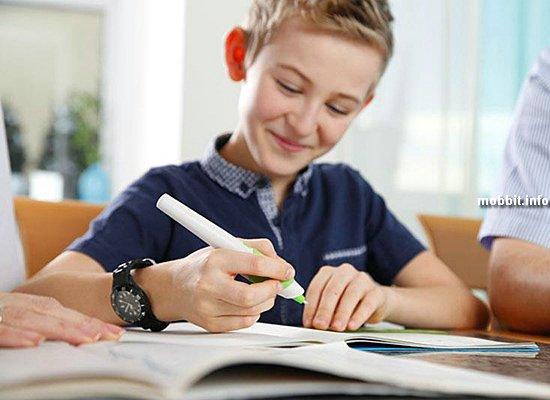 Lernstift – ручка, которая распознает орфографические ошибки