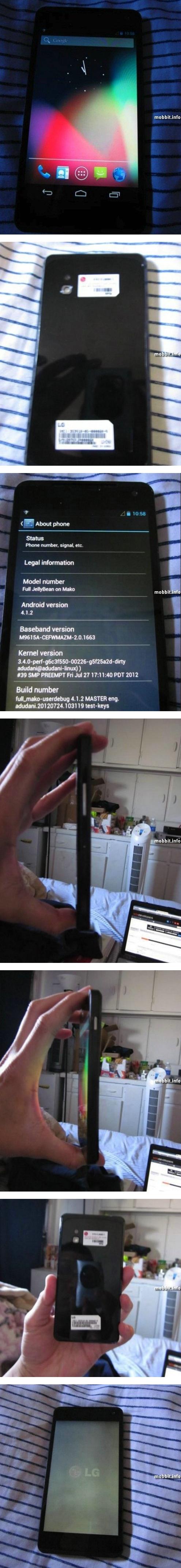 LG E960 Mako