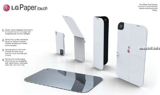 LG PaperTouch