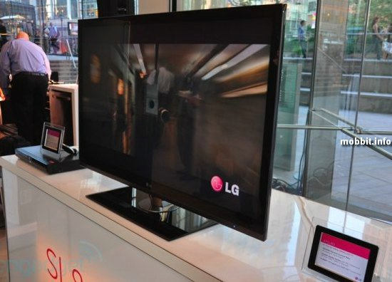 SL-серия телевизоров LG