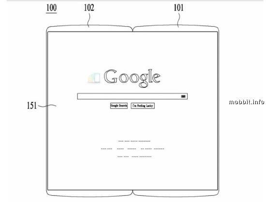 LG Hybrid Smartphone