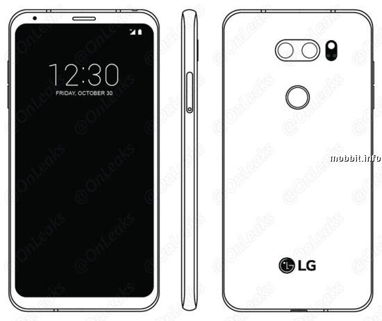 LG V30 Display