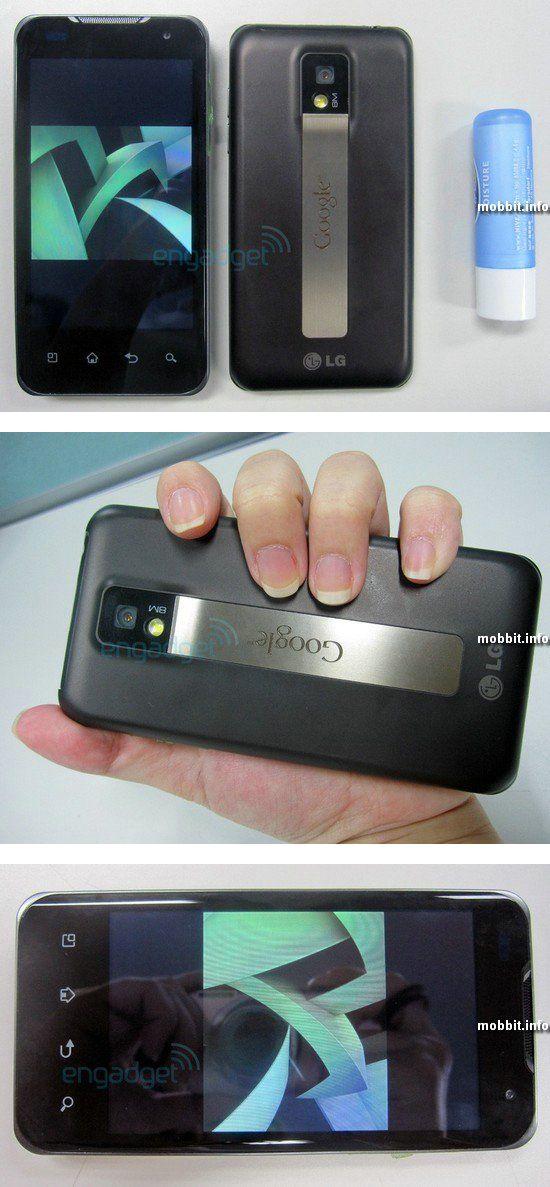 Первый смартфон с двухъядерным процессором