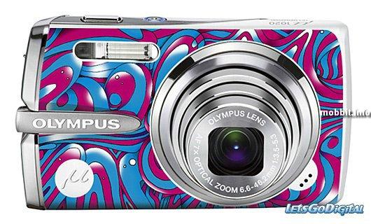 limited edition olympus mju1020