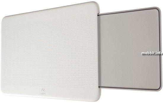 Logitech's Portable Lapdesk N315