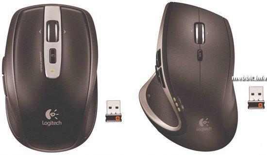 Мышь Logitech