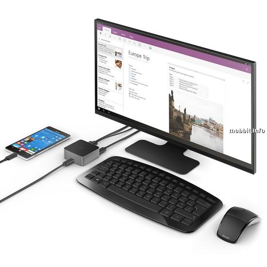Lumia 950 Display Dock