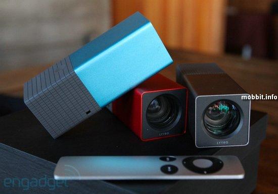 Революционная фотокамера Lytro