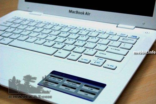 Поддельный MacBook Air