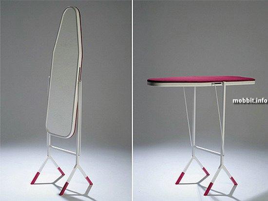 Зеркало-гладильная доска