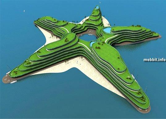 Мальдивы начнут строительство плавучих островов