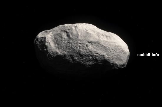 Manx Comet