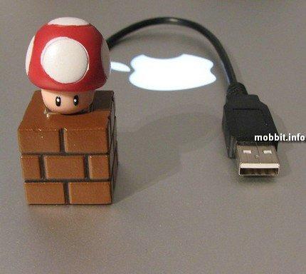 USB-девайсы Марио