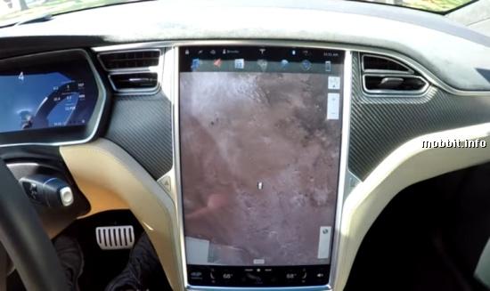 Mars Tesla