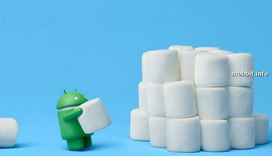 Android 6.0.1 Marshmallow Sony