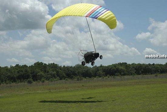 Летающий автомобиль Maverick Sport