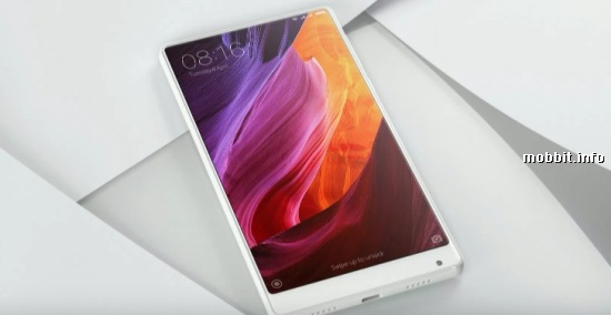 Xiaomi Mi MIX White Edition