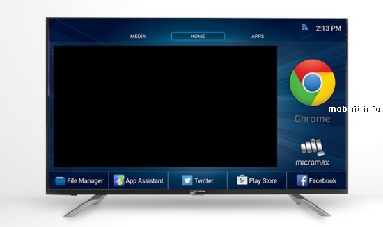 Micromax Canvas Smart LED TV