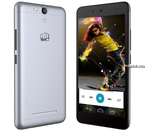 Micromax Canvas Juice 2 (Q392)