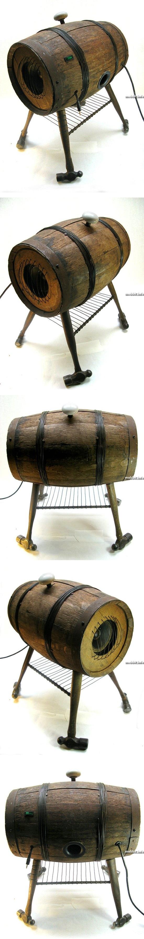 Brandy Keg