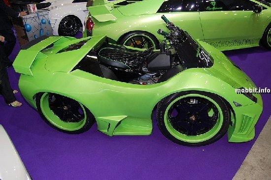 Детский мини-Lamborghini