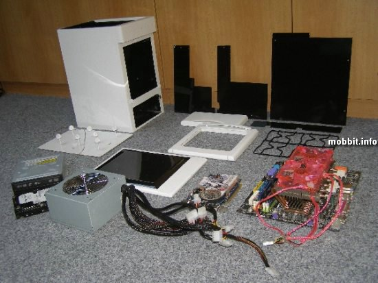 Minicooker PC