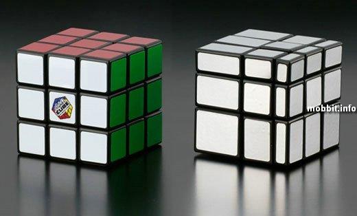 Зеркальный кубик Рубика