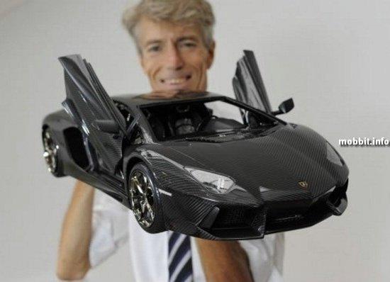 Модель Lamborghini за 4, 8 миллиона долларов