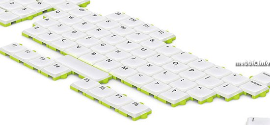 Puzzle Keyboard