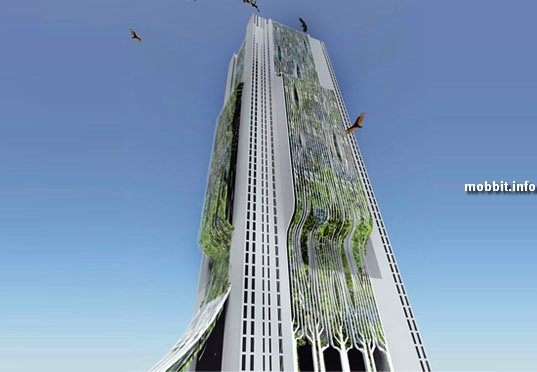 Moksha Tower