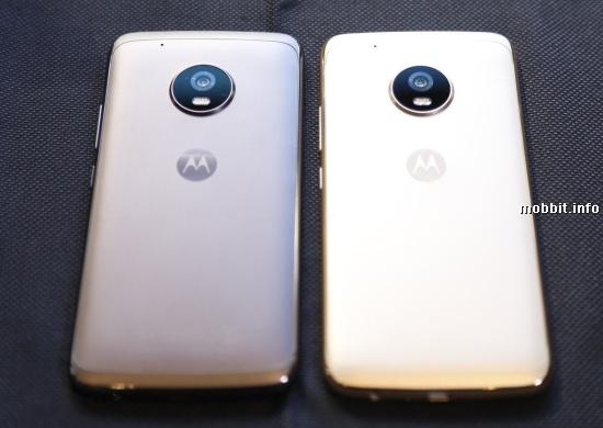Moto G5 и Moto G5 Plus
