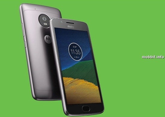 Moto G5 and Moto G5 Plus