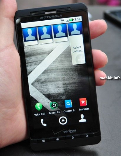 Motorola Droid X
