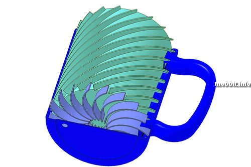 Кружка, сохраняющая идеальную температуру горячих напитков