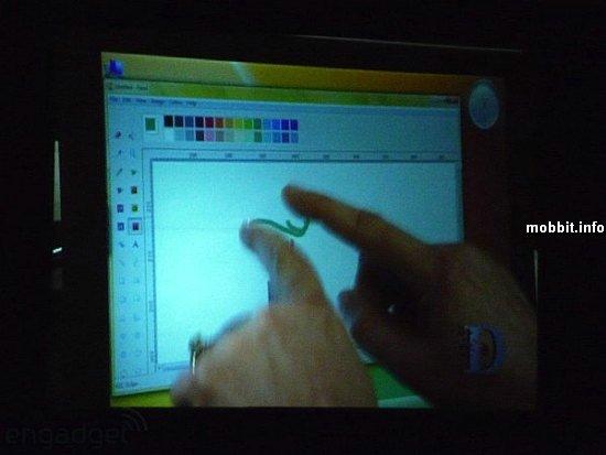multi-touch in Windows7