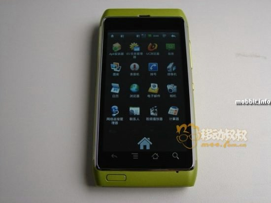 Клон Nokia N8 на Android'е