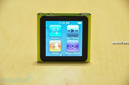 ����� iPod nano