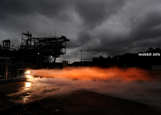 Nasa Rocket Engine 3D-Printer