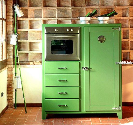 Винтажные холодильники Portobello Street