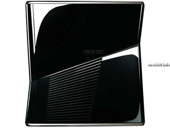 Новая консоль Xbox 360