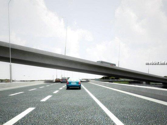 Мост между Гонконгом и материковым Китаем