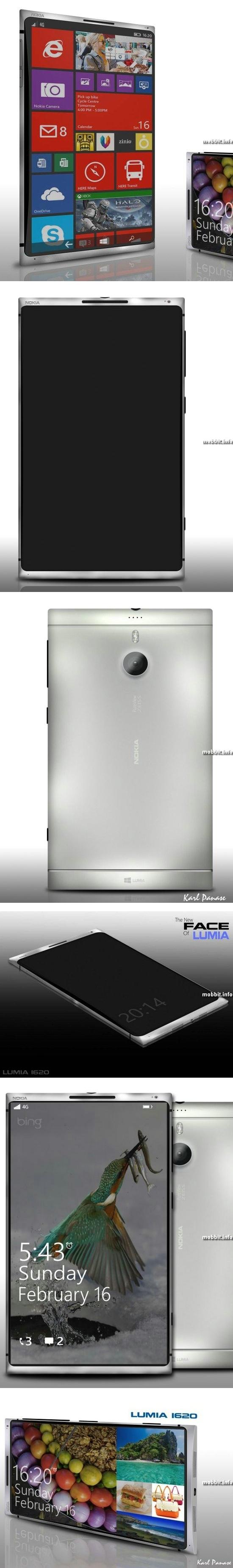 Nokia Lumia 1620