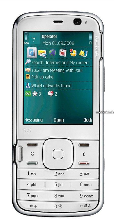 Nokia N79 и Nokia N85