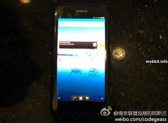 Прототипы новых смартфонов Nokia