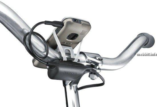 Велосипедное зарядное устройство для телефонов