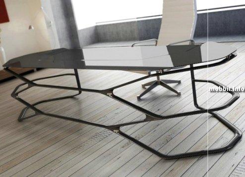 Hexa desk